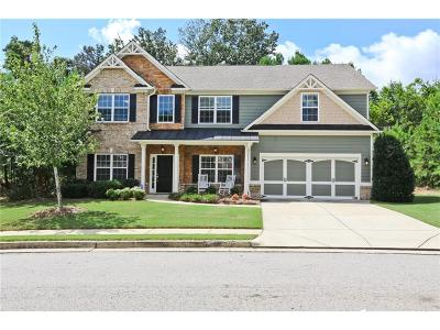 Cherokee County Single Family Home For Sale: 515 Blue Mountain Rise