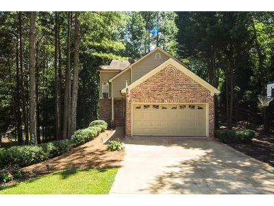 Woodstock Single Family Home For Sale: 3993 Fox Glen Drive