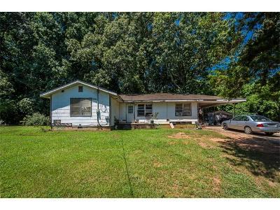 Braselton Single Family Home For Sale: 136 Henry Street