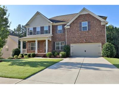 Cherokee County Single Family Home For Sale: 149 Hale View Circle