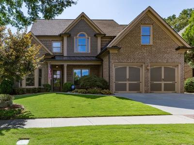 Snellville Single Family Home For Sale: 1122 Grassmeade Way