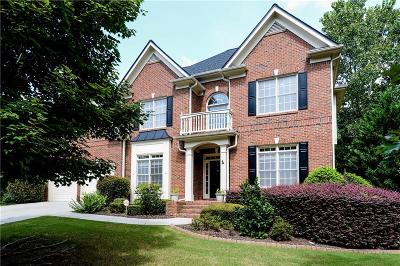 Johns Creek Single Family Home For Sale: 610 Coopers Close