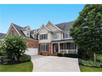 Buford Single Family Home For Sale: 2817 Country House Lane