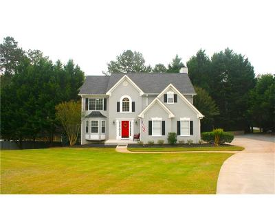 Forsyth County Single Family Home For Sale: 5310 Harris Creek Drive