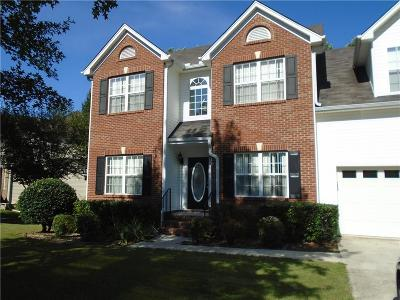 Grayson Single Family Home For Sale: 1380 Commonwealth Lane