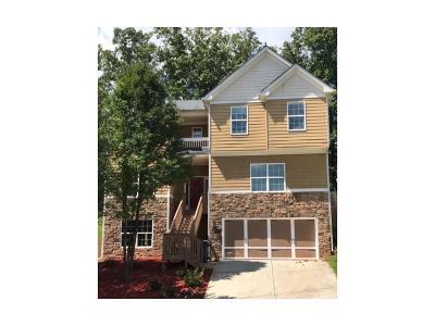 Buford Single Family Home For Sale: 6228 Stewart Ridge Walk