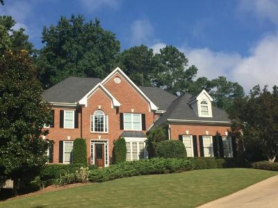 Milton Single Family Home For Sale: 13810 Belleterre Drive