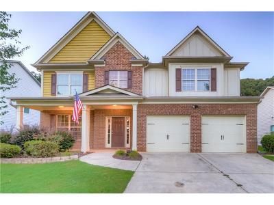 Forsyth County Single Family Home For Sale: 5540 Stevehaven Lane