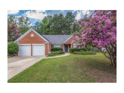 Kennesaw GA Single Family Home For Sale: $225,000