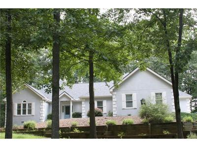 Forsyth County Single Family Home For Sale: 5730 Ash Drive
