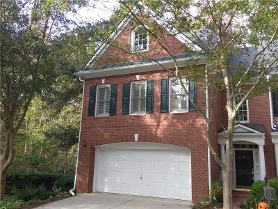 Fulton County Condo/Townhouse For Sale: 7 Carrington Way