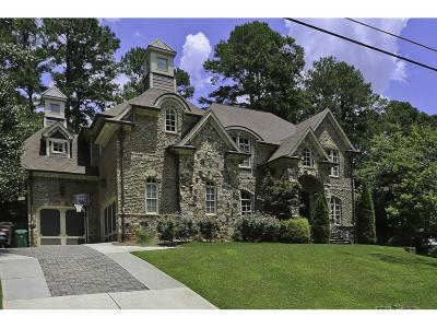 Decatur GA Single Family Home For Sale: $1,250,000