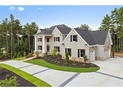 Johns Creek Single Family Home For Sale: 10950 Old Stone Court