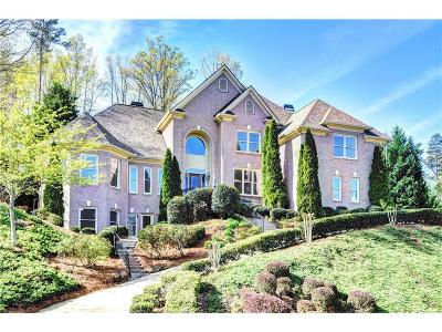 Forsyth County Single Family Home For Sale: 8240 Royal Troon Drive