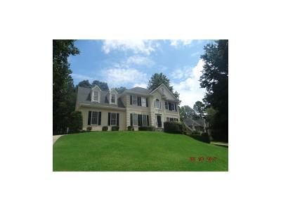 Peachtree City Single Family Home For Sale: 512 Viridian View