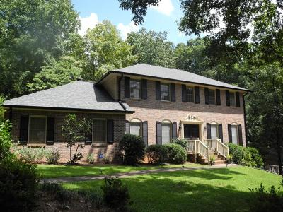 Fulton County Single Family Home For Sale: 520 Lakemont Court
