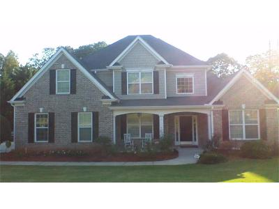Lawrenceville Single Family Home For Sale: 200 Carriage Station Drive