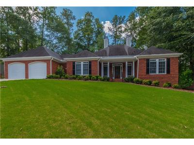 Cobb County Single Family Home For Sale: 5107 Chipping Drive NW
