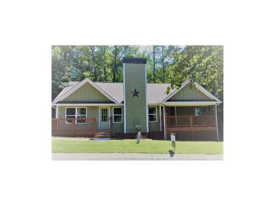 Cherokee County Single Family Home For Sale: 270 Lakeside Drive
