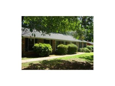 Riverdale Single Family Home For Sale: 8065 Webb Road