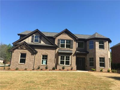 Forsyth County Single Family Home For Sale: 3910 Deer Run Drive