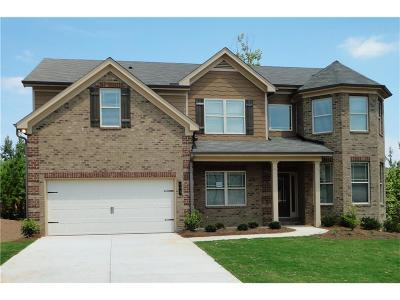 Forsyth County Single Family Home For Sale: 3990 Deer Run Drive