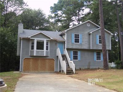Bartow County Single Family Home For Sale: 619 Amberwood Place
