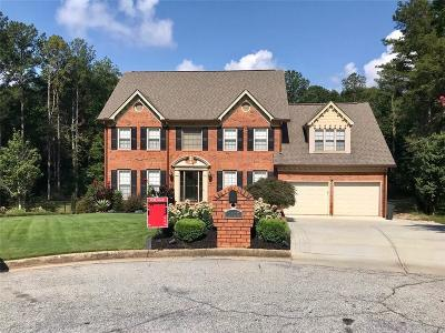 Lawrenceville Single Family Home For Sale: 3435 Townley Place