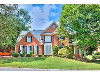 Marietta Single Family Home For Sale: 2095 Kinsmon Drive