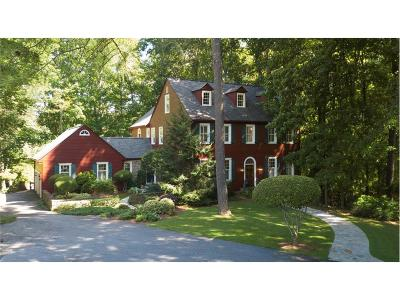 Alpharetta Single Family Home For Sale: 13220 Bethany Road