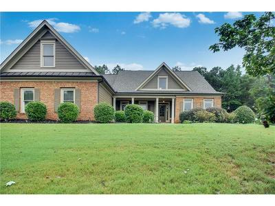 Loganville Single Family Home For Sale: 1209 Richmond Ridge