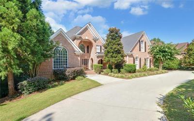 Braselton Single Family Home For Sale: 2342 Autumn Maple Drive