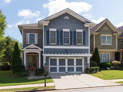Cobb County Single Family Home For Sale: 3709 Paces Park Circle SE