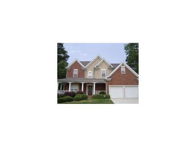 Marietta Single Family Home For Sale: 2409 Sewell Mill Road