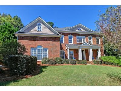 Forsyth County Single Family Home For Sale: 720 River Mist Drive