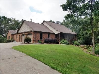 Pickens County Single Family Home For Sale: 1991 Big Ridge Road