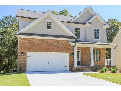 Lawrenceville Single Family Home For Sale: 777 Sand Lane