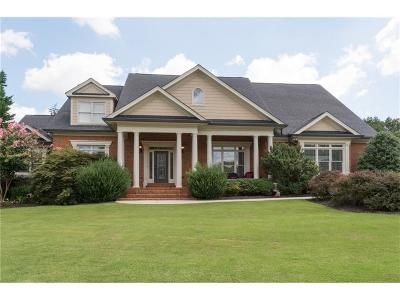 Loganville Single Family Home For Sale: 415 Grove Ridge Drive