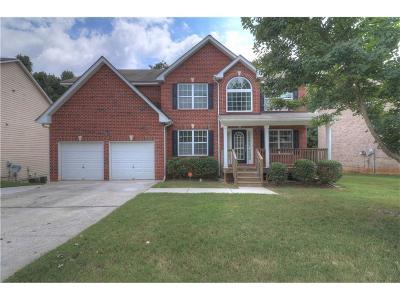 Fulton County Single Family Home For Sale: 275 Buckingham Lane