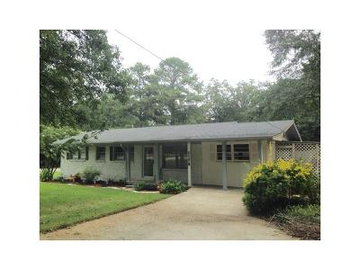 Conyers Single Family Home For Sale: 1175 Milstead Avenue