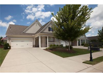 Canton Single Family Home For Sale: 535 Appalachian Woods Drive