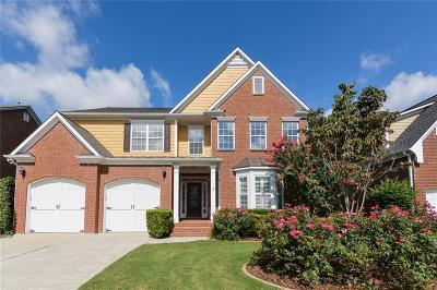 Alpharetta Single Family Home For Sale: 12702 Waterside Drive