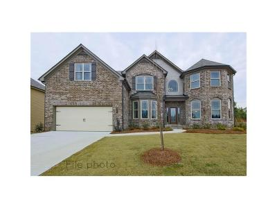 Buford Single Family Home For Sale: 4039 Two Bridge Drive