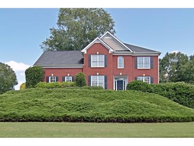Canton GA Single Family Home For Sale: $350,000