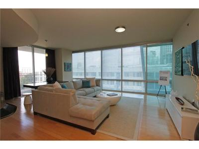 Fulton County Condo/Townhouse For Sale: 20 10th Street NW #804