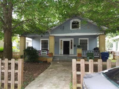 Fulton County Single Family Home For Sale: 1405 Graham Street SW