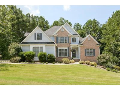 Acworth Single Family Home For Sale: 959 Bentwater Drive