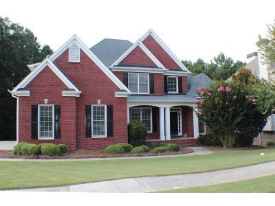 Acworth Single Family Home For Sale: 262 Thorncliff Landing
