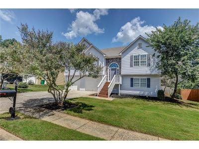 Woodstock Single Family Home For Sale: 607 Lexington Way