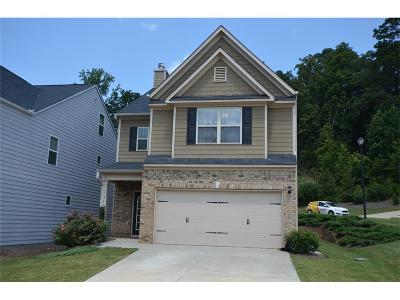 Woodstock Single Family Home For Sale: 315 Lakeside Lane